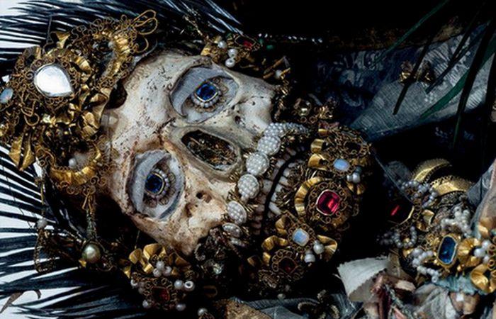 Святой Валерий в Вейарне.