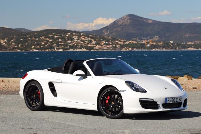 Porsche Boxster - самый стрессоустойчивый спорткар.