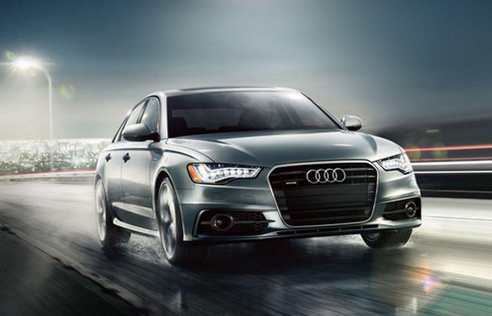 Audi A6 Premium Plus.