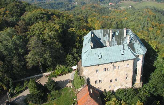 Замок Гоуска.