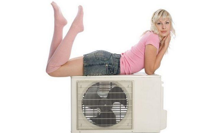 Домохозяйки США потребляют 20% электроэнергии  для охлаждения воздуха.