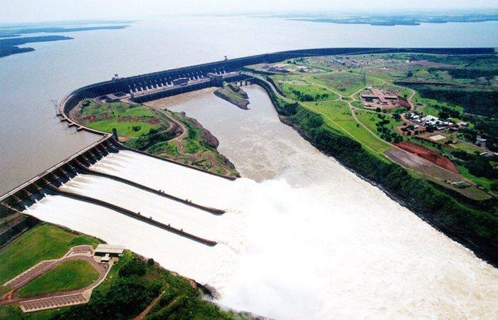 Четверть электроэнергии Бразилии вырабатывается здесь.