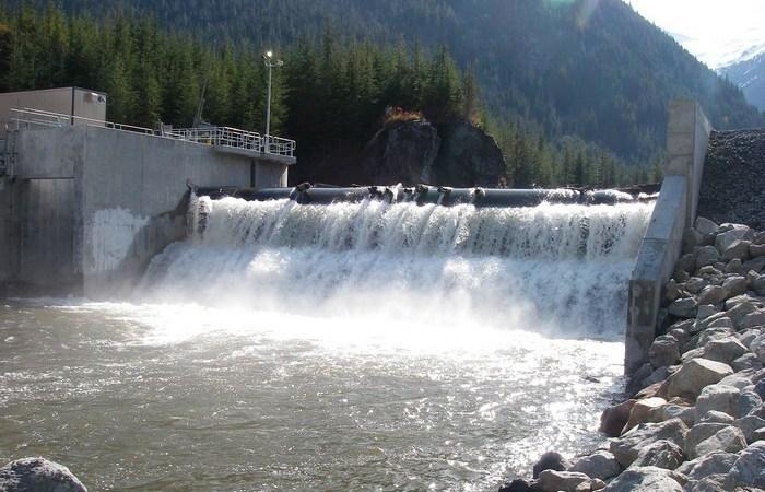 99% энергии Норвегия получает из воды.