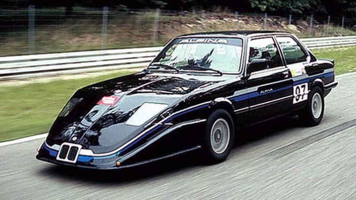 Alpina C1: 7 литра на 100 км.