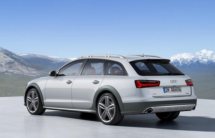 Audi Allroad.