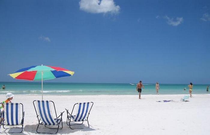 Сиеста-Ки, Флорида.