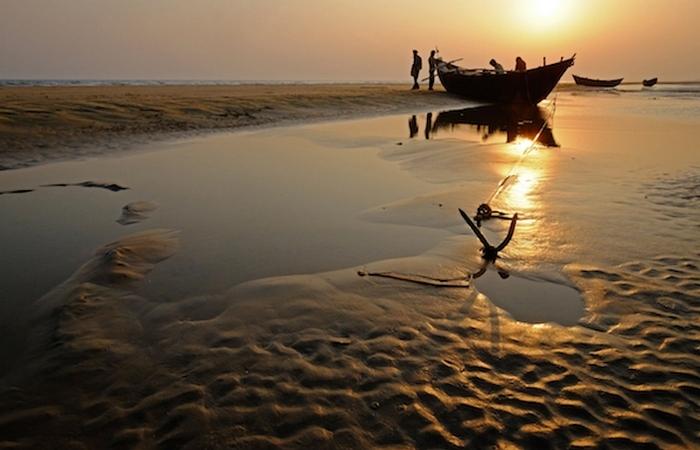 Невероятные пляжи в разных уголках мира.