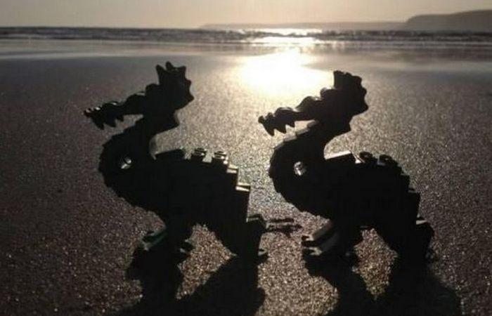 Пляж Лего.