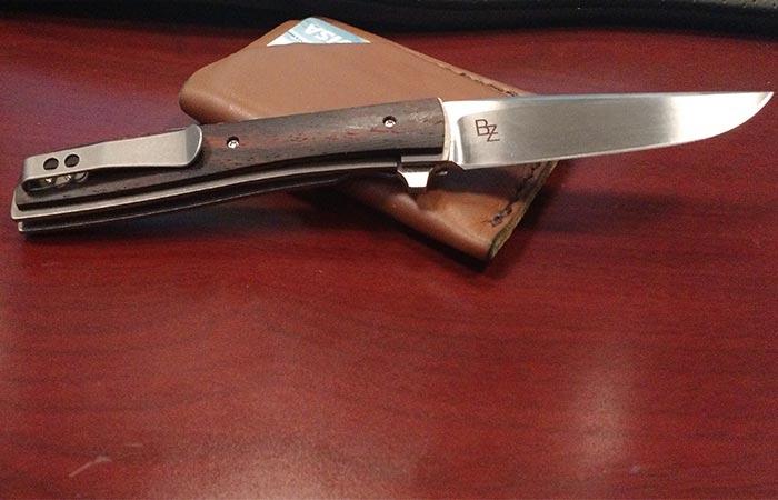 Отличный нож на любой случай.