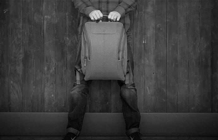 Компактный и защитный рюкзак для фотооборудования.
