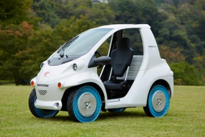 В будущем на таких будут и автомобили.