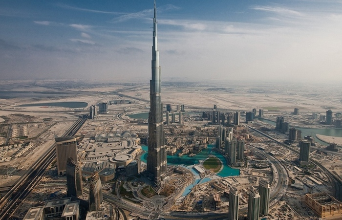 Самый высокий в мире отель с жилыми апартаментами.