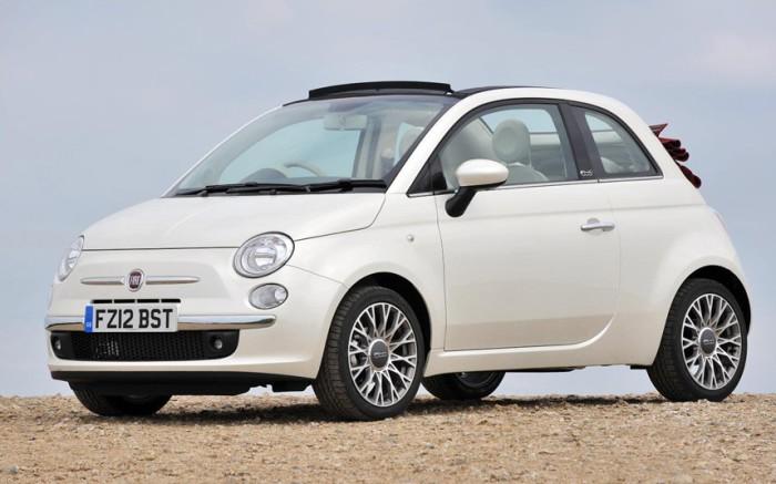 Fiat 500 C.