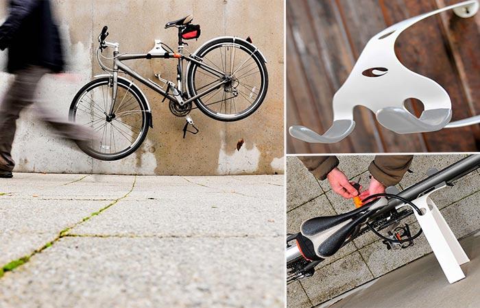 Для любых велосипедов в любом месте.