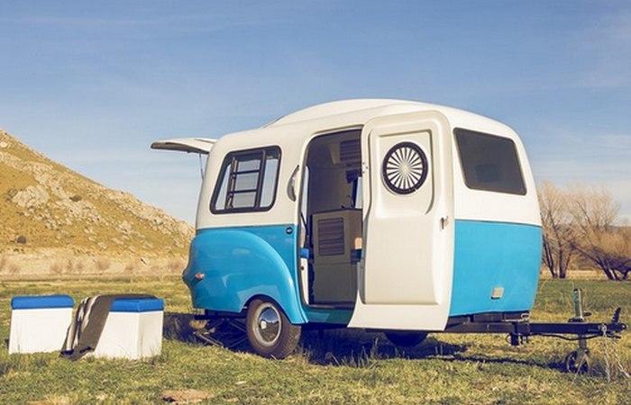 Дом на колесах Happier Camper HC1.