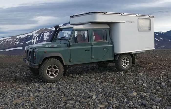 Дом на колесах Quantis Marq Concept.
