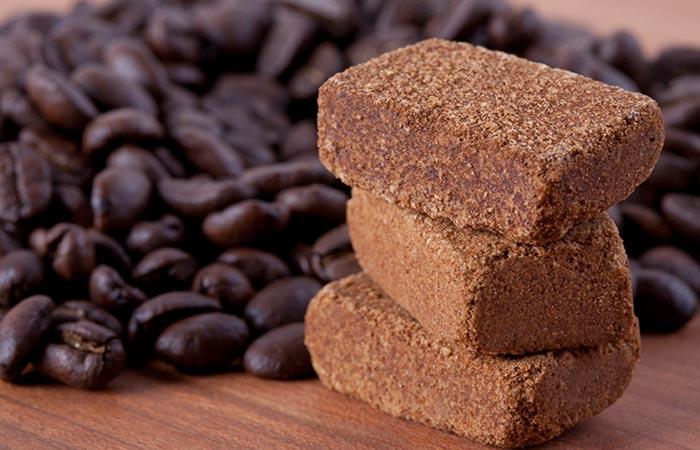 Кофейные кубики Jiva Coffee Cuses.