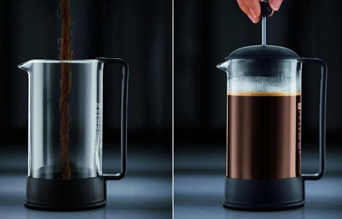 Кофеварка — френч-пресс Bodum brazil.