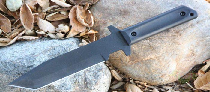 Сверхпрочный нож.