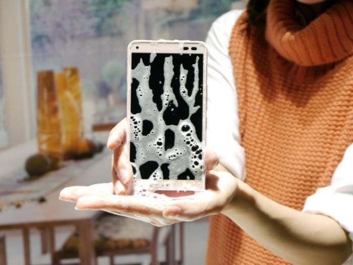 Digno Rafre - смартфон, который можно мыть.