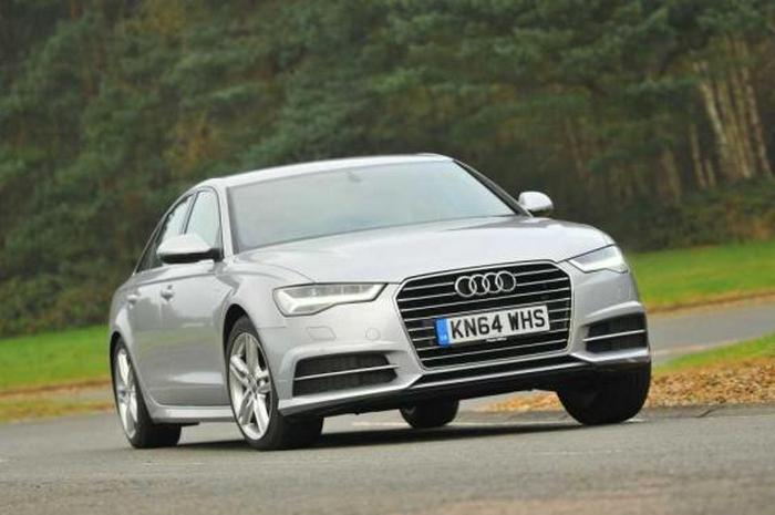 Автомобиль Audi A6 2.0 TDI Ultra SE S tronic.