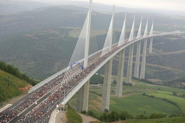 Самый высокий в мире мост.
