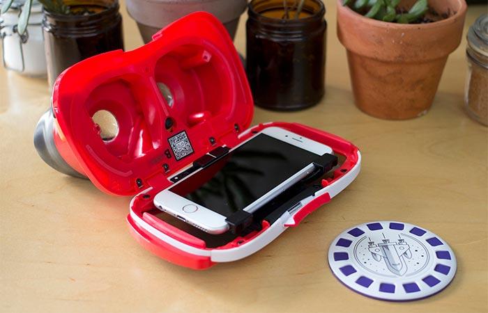 3D опыт от одного лишь смартфона.