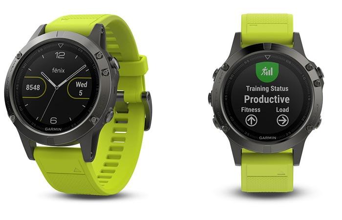 Fenix 5 Smartwatch: всё лучшее в одной модели.