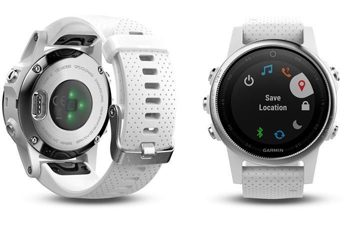 Новые часы Fenix 5 Smartwatch.