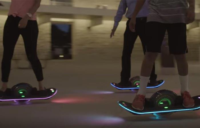 Hoverboard: просто и весело.