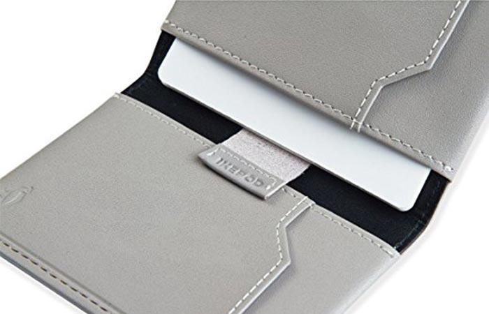 Бумажник, в котором продумано всё.