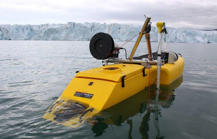 MOKAI ES-Kape - каяк, оснащенный мотором.