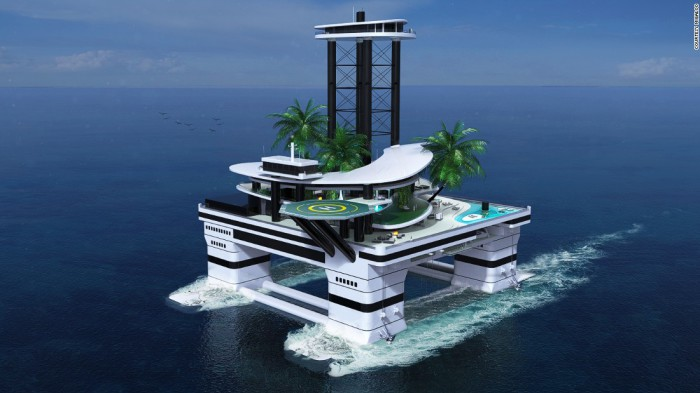 Остров для миллиардеров Kokomo Ailand.