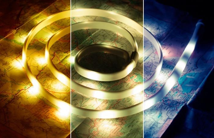 Luminoodle Color - светящаяся лента.