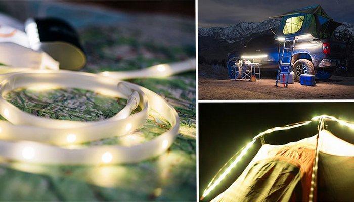 Универсальная гирлянда-светильник Luminoodle Color.