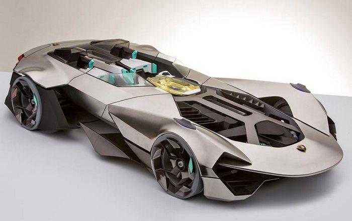 Lamborghini Quanta.