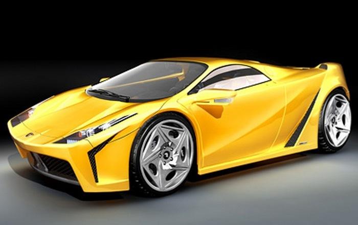 Lamborghini Ferruccio.