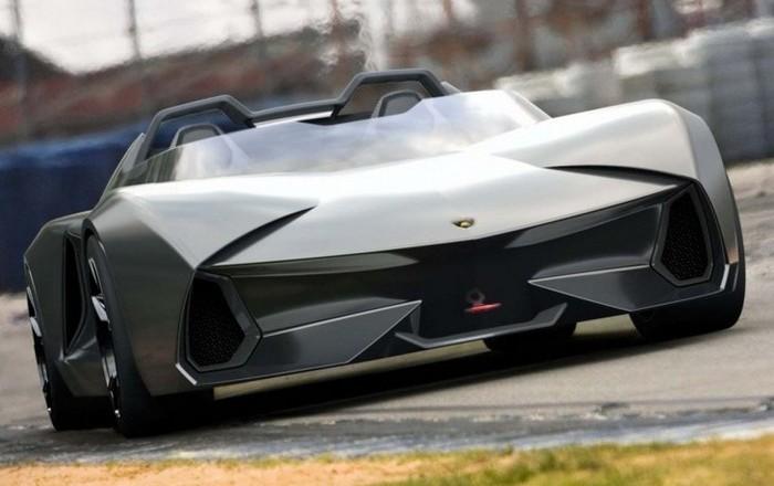 Самые яркие концепты от Lamborghini.
