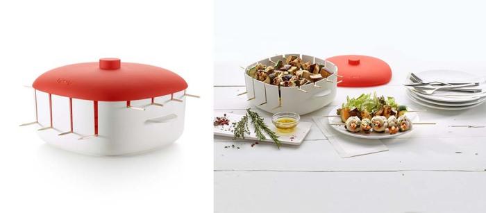 Kabob Maker - универсальная ёмкость для готовки.