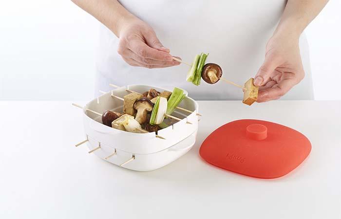 Kabob Maker - посуда на все случаи жизни.