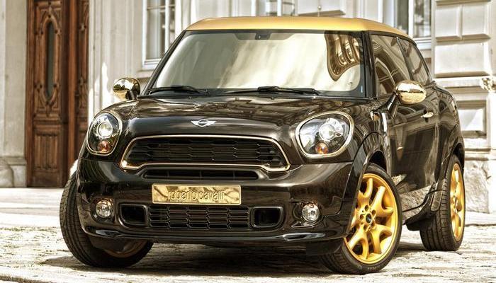 The Million Euro Mini.
