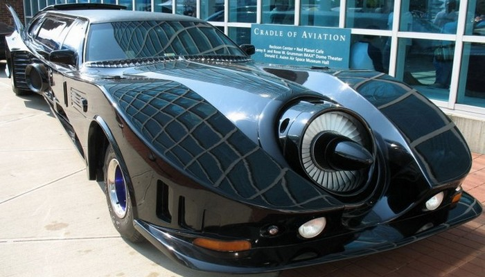 Batmobile Limousine и другие невероятные лимузины.