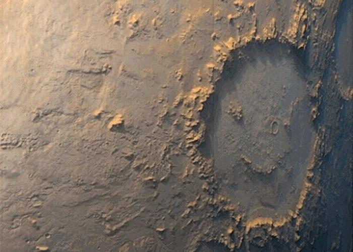 Марсианский смайлик и прочие космические иллюзии.