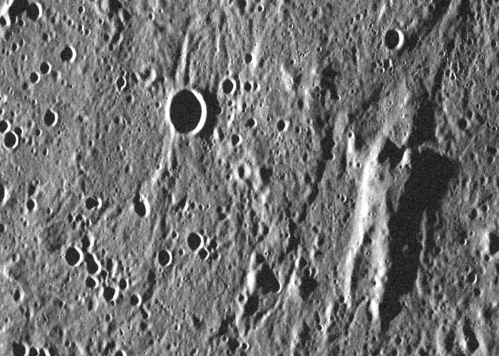 Меркурианский Хан Соло.