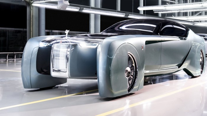 Rolls-Royce 103EX.