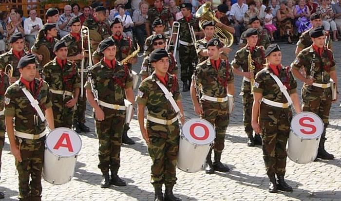 Военные оркестры - Турция.