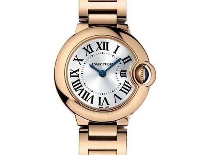 Cartier Ballon Bleu Small Model Watch.