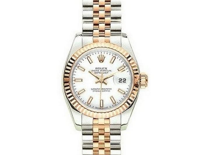 Rolex Datejust Ladies Watch.