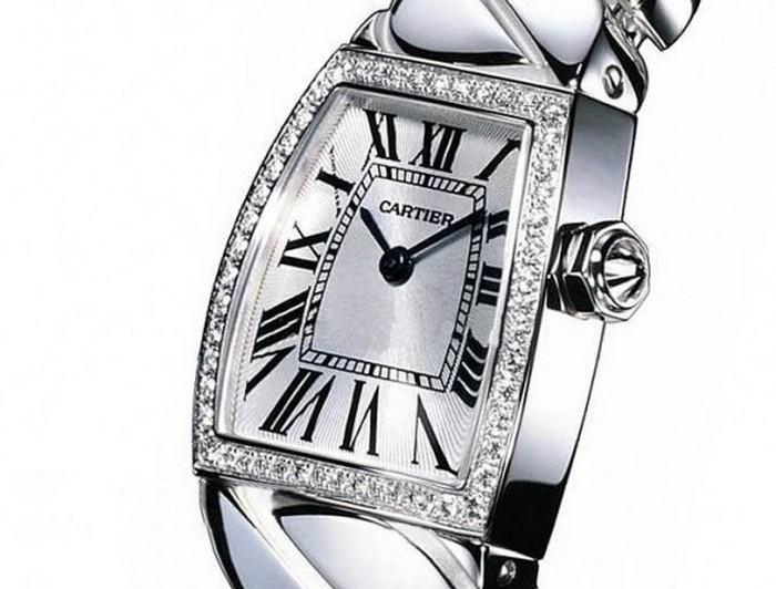 Cartier La Dona Watch.