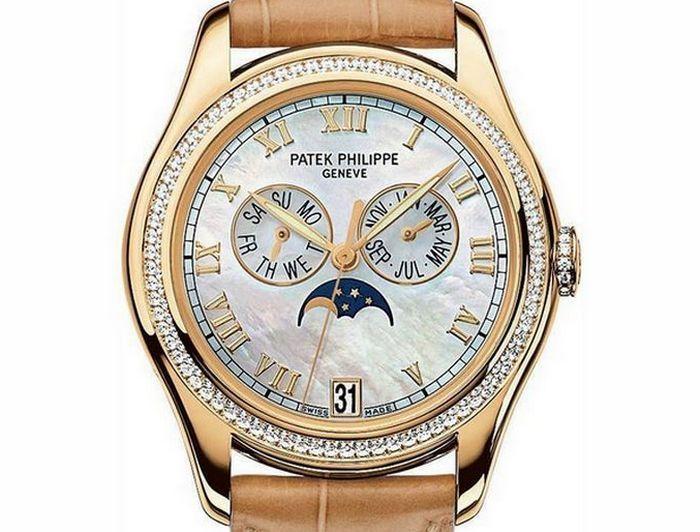 Patek Philippe Ladies Complicated Watch.